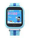 Детские часыЗащита от влаги Длительное время ожидания Педометры Регистрация деятельности Сенсорный экран Регистрация дистанции SOS GPS