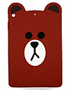 For Apple iPad (2017) Pro 9.7\'\' Case Cover Pattern Back Cover Case 3D Cartoon Bear Soft Silicone Air 2  Air  iPad 4/3/2