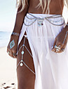 Body Jewelry/Leg Chain Body Chain Alloy Tassels Silver/Gold