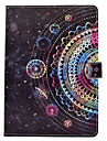 For iPhone iPad (2017) iPad Pro 9.7\'\' PU Leather Material Starry Sky Pattern Painted Flat Protective Cover iPad Air 2 Air iPad 2 / 3 / 4