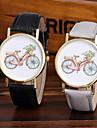 Ladies Fashion Quartz Watch Women Bicycle Leather Casual Dress Women\'s Watch Reloje Mujer Montre Femme
