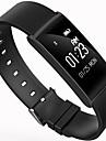 Bracelet d\'Activite iOS AndroidEtanche Longue Veille Calories brulees Pedometres Sante Sportif Moniteur de Frequence Cardiaque Ecran