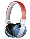 Casque bluetooth sans fil Bluetooth Soyto Bt-008 casque ecouteur pliable Ecouteur bluetooth avec microphone pour telephone intelligent