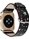 Watch Band for Apple Watch Series 1 2 38mm 42mm Genuine Leather Replacement Strap Bracelet