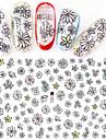 1 Стикер искусства ногтя 3D наклейки на ногти макияж Косметические Ногтевой дизайн
