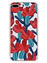 Para Apple iphone 7 7 mais 6s 6 mais capa capa padrao de cacto hd pintado tpu material maleta caso do telefone