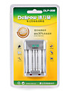 Delipow dlp-008 chargeur rapide batterie adapte pour aa / aaa nickel-metal hydrure nickel-chrome batterie rechargeable
