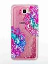 For Samsung Galaxy J5 Prime J5 (2016) Flowing Liquid Pattern Case Back Cover Case Flower Soft TPU for J7 Prime J7 (2016) J5 J3 J3 (2016)