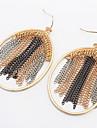 Femme Boucles d\'oreille goujon Boucles d\'oreille goutte Boucles d\'oreille gitane BijouxBasique Original Logo Amitie Multivoies Porter