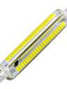 10W LED прожекторы Утапливаемое крепление 228 SMD 5730 850-950 lm Тёплый белый Холодный белый Естественный белый AC 220-240 V 1 шт.