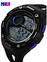 Men\'s Sport Watch Dress Watch Smart Watch Fashion Watch Wrist watch Unique Creative Watch Chinese Quartz Calendar Chronograph Large Dial