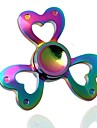 Fidget Spinner Hand Spinner Toys Tri-Spinner Metal EDC Stress and Anxiety Relief Office Desk Toys for Killing Time Focus Toy Relieves