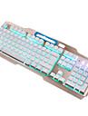 Bazalias v9 104keys clavier usb avec clavier cable avec cable 150cm