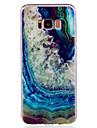 Для samsung galaxy s8 plus s8 phone case tpu материал агат узор окрашенный телефон кейс s7 край s7 s6 край s6