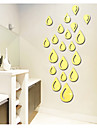 Rain Drops The Sitting Room The Bedroom Mirror Decorative Wall Stickers