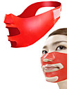 Silicone V Face Slimmer Cheek Lift Up Thin Massage Mask Facial Slimming Contour Bandage Shaper Anti Nasolabial Folds Wrinkle Sagging Sleeping Belt