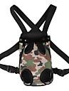 Cat Dog Carrier & Travel Backpack Front Backpack Pet Carrier Adjustable Portable Fashion Camouflage Color