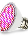 6W E27 LED Grow Lights 106 SMD 3528 2500-3000 lm Red Blue AC85-265 V 1 pcs