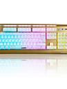 A-jazz zf clavier de jeu clavier tactile mecanique clavier arriere 19key anti-fantome