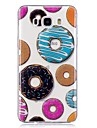 Case For Samsung Galaxy J3 (2016)  J5 (2016) Case Cover Donuts Pattern TPU Material IMD Craft Phone Case For Samsung J3 J7 (2016)