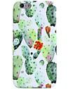 Caso para iphone 7 6 flor tpu suave tampa de capa traseira ultra-fina capa iphone 8 7 mais 6 6s mais se 5s 5 5c 4s 4