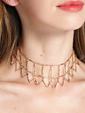 Women\'s Simple Trendy Handmade Multi - layer Sexy Tassel Chokers Necklace For Women Fashion Jewelry Party Birthday Birthday Christmas Gift