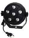ywxlight® 3w eu plug high power 18w led par light grande concerto dyeing effect stage light com controle de som para ktv bar ac 100-240v