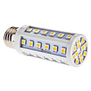 7W E26/E27 LED Mais-Birnen T 48 SMD 5050 540 lm Warmes Weiß AC 85-265 V
