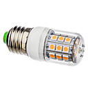 E26/E27 4W 30 SMD 5050 360 LM Warm White T LED Corn Lights AC 110-130 / AC 220-240 V