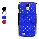 Starry Sky Pattern Hard Case mit Strass für Samsung Galaxy i9500 S4 (verschiedene Farben)