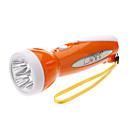 Omeika OMK-3217 Akku 1-Mode 4-LED-Taschenlampe (farbig sortiert)