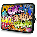 """Cartoon Fonts Pattern"" Pattern Waterproof Sleeve Case For 7""/10""/11""/13""/15"" Laptop&Tablet"