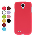 Leather Grain Pattern Hard Case for Samsung Galaxy S4 I9500 (Assorted Colors)