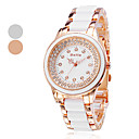 Men's Water Resistant Style Plastic Alloy Analog Quartz Wrist Watch (Assorted Colors) Cool Watches Unique Watches