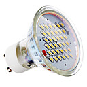 4W GU10 LED Spotlight MR16 36 SMD 3014 280 lm Warm White AC 220-240 V