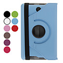 Lichee Pattern 7 Inch 360 Degree Rotation Tablet Stand Case for ASUS FonePad ME371MG (Assorted Colors)