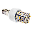 4W E14 LED Corn Lights T 60 SMD 3528 270 lm Warm White AC 220-240 V