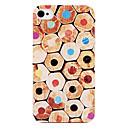 Colors Pencial Back Case for iPhone 4/4S