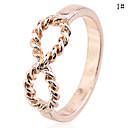 LuremeAlloy провода Infinate кольцо форма