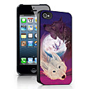 Wolf Pattern 3D Effect Case for iPhone5
