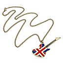 Гитара American Flag ожерелье