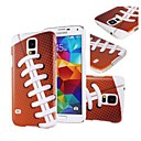 Rugby Pattern Hard Plastic Back Case Cover for Samsung Galaxy S5 Mini G800