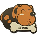 Qianjiatian зодиака Прочный коврик для мыши Собака