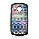 Regular Graphics Pattern Hard Case for Samsung Galaxy S3 mini I8190