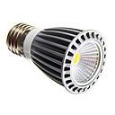 E26/E27 7 W COB 50-500 LM Warm White Dimmable Spot Lights AC 220-240 V
