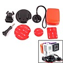 PANNOVO Board Mount Surf Snowboard Wakeboard Set For Gopro Hero 2/3/3+ and SJ4000