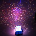 DIY Moon Romantic Galaxy Starry Sky Projector Night Light for Celebrate Christmas Festival