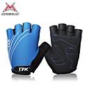 MYSENLAN Unisex Anti-skid Short Finger Cycling Gloves