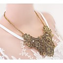 Coppery Statement Necklaces Alloy Wedding / Party / Daily / Casual Jewelry