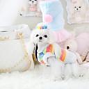 Pet Fashion прекрасный сладкий Радуга пальто для домашних животных собак (различных размеров)